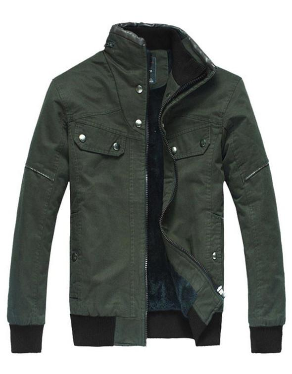 Outerwear - The Porter Jacket Olive