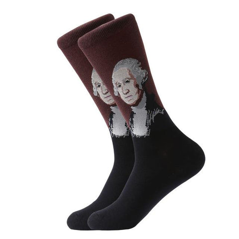 Socks - George Washington Socks