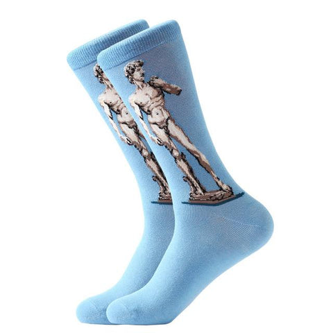 Socks - Statue Of David Socks