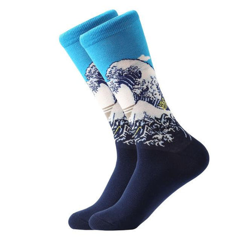Socks - The Great Wave Socks
