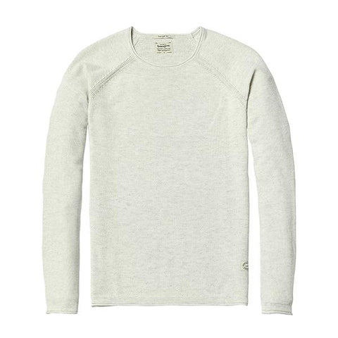 Sweaters & Cardigans - Worn-in Crew Neck Sweater