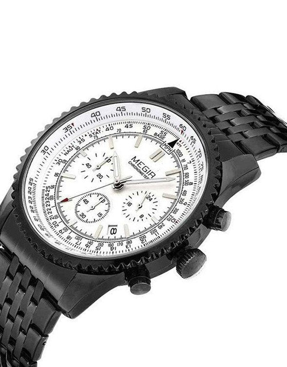 Watches - The Albany Steel Link Watch