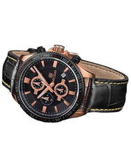 Watches - The Corvallis Leather Watch