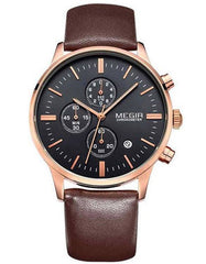 Watches - The Emery Leather Watch