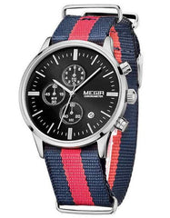 Watches - The Emery Watch Red And Navy