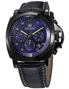 The Hillsboro Leather Watch