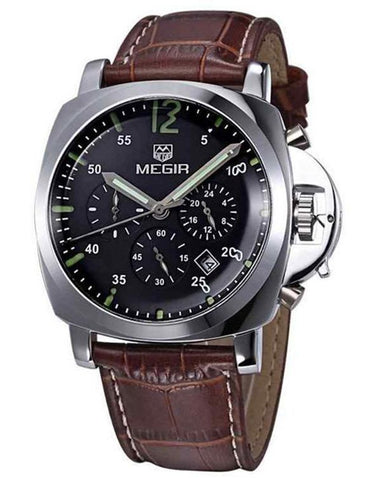 Watches - The Hillsboro Leather Watch
