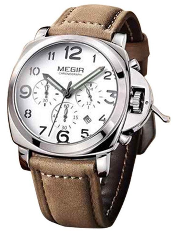 Watches - The Monroe Leather Watch