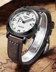 Watches - The Porter Leather Watch