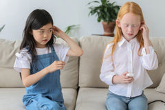 Ouch!! The Truth About Toys In Car Seats