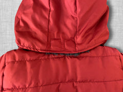 Yeti Spaghetti Buckle Me Baby Coat - removable hood
