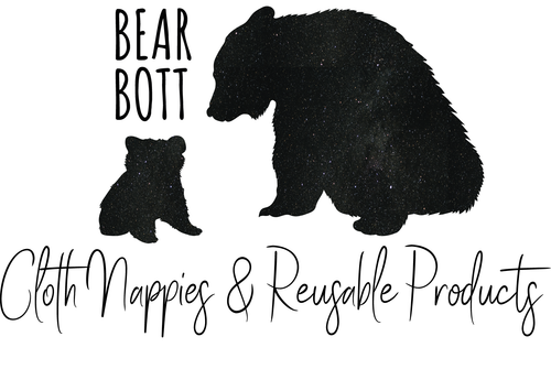 Cloth nappies, Reusable nappies, Nappy, Diaper, Eco, Vegan, Zero Waste, Disposable, Newborn, Baby, Toddler, Birth, Parenting, Parents, Family, Families, Bears