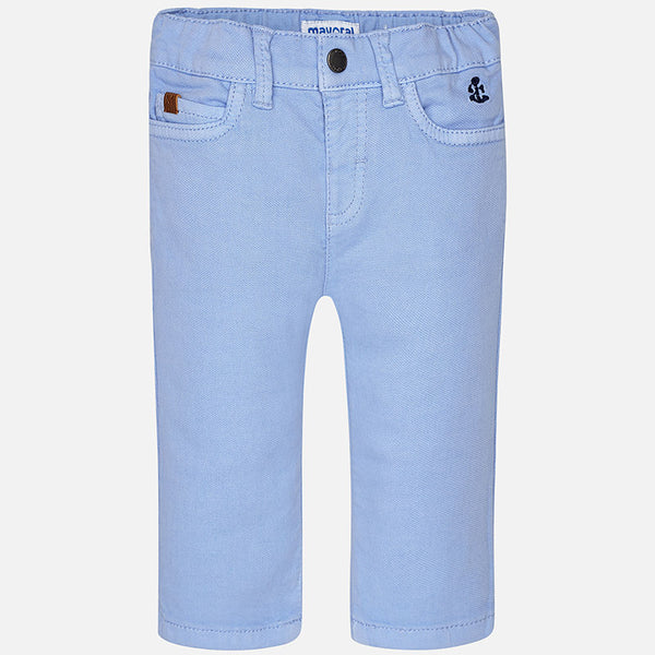 Light Blue Long Pants
