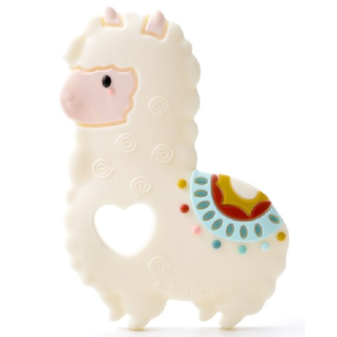 Lama Silicone Teether