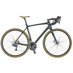 Scott Addict 10 Disc Green