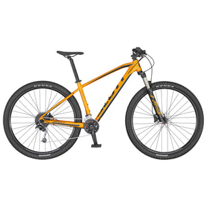 Scott Aspect 940 Orange/Grey