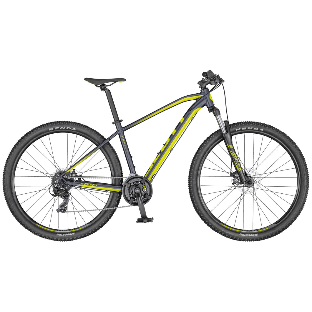 Scott Aspect 970 Grey/Yellow