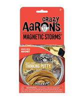 Crazy Aaron's Putty: Magnet - Gold Rush 4""