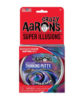 Crazy Aaron's Putty: Illusions - Super Scarab 4""