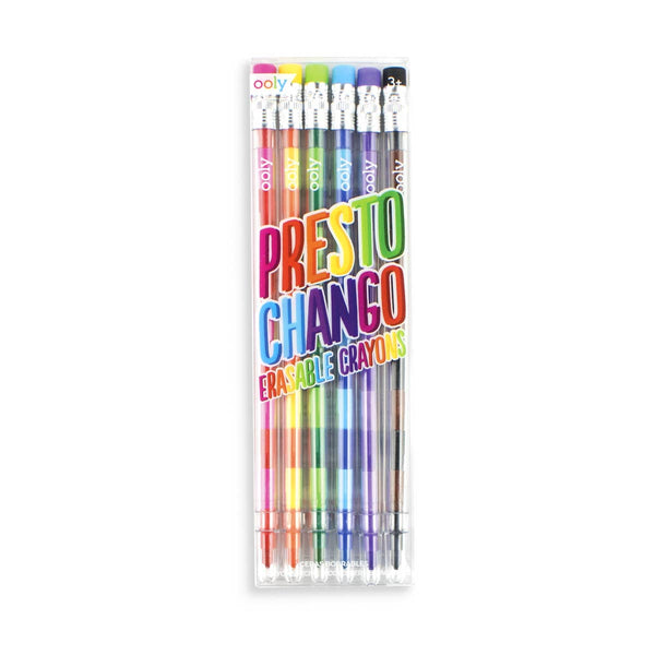 Presto Chango Crayon Pencils