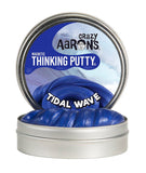 Crazy Aaron's Putty: Magnetic - Tidal Wave 4""