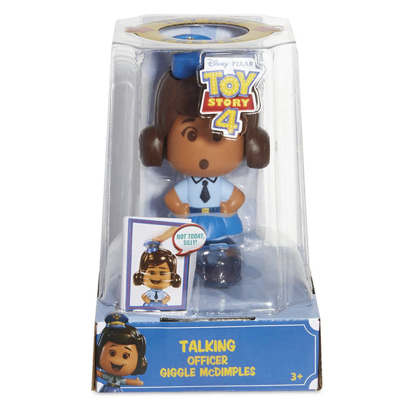 Toy Story 4 Talking Officer - Giggle Mcdimples