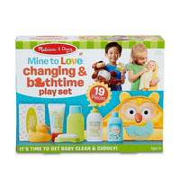 Mine to Love: Changing Play Set