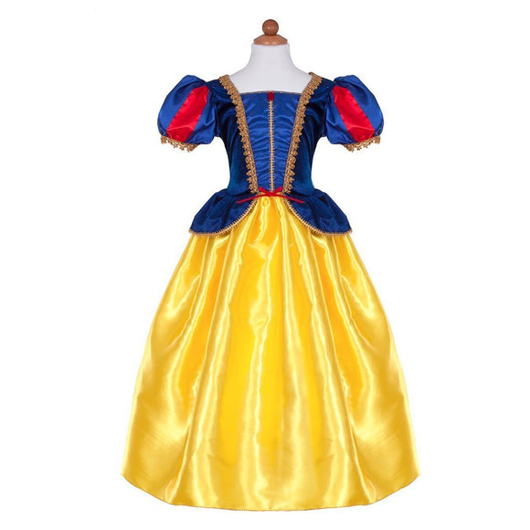 Deluxe Snow White Gown: Size 5-6
