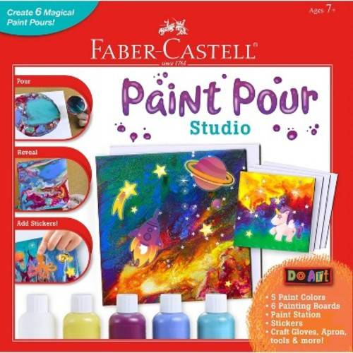 Do Art: Paint Pour Studio