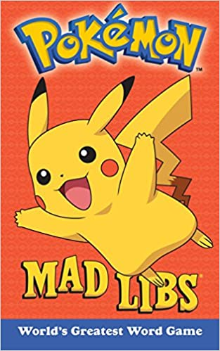 Mad Libs: Pokemon