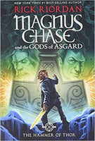 Magnus Chase The Hammer of Thor