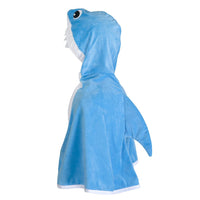Toddler Shark Cape 2-3