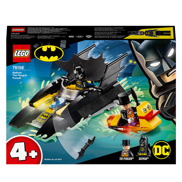 76158 Batboat & the Penguin