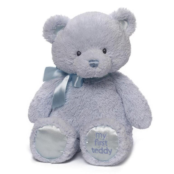 My 1st Teddy: Blue