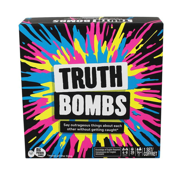 Truth Bombs Card Game