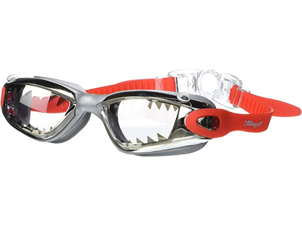 Jawsome Goggles Red