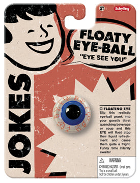 Jokes: Floaty Eye Ball