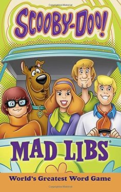 MAD LIBS: Scooby Doo!