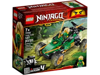 71700 Jungle Raider: Ninjago