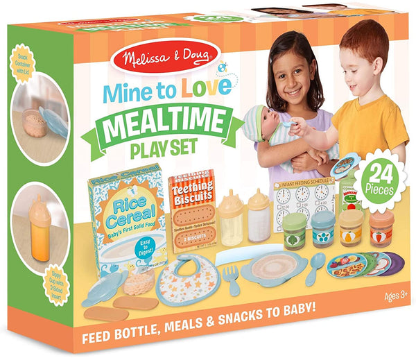 Mine to Love: Mealtime Play Set