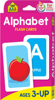 Alphabet Ages 3+ Flash Cards