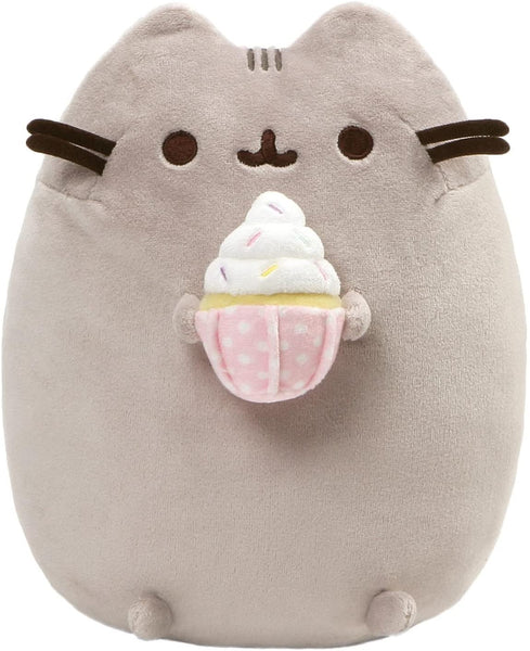 Pusheen Sprinkled Cupcake, 9.5
