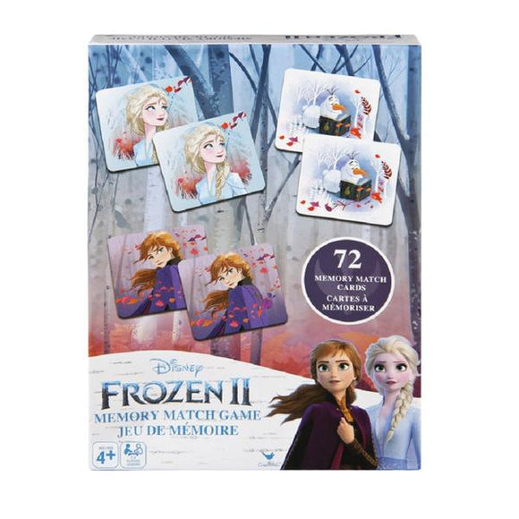 Frozen II Memory Game