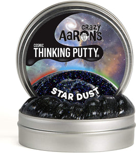 Crazy Aaron's Putty: Cosmic - Star Dust 4""