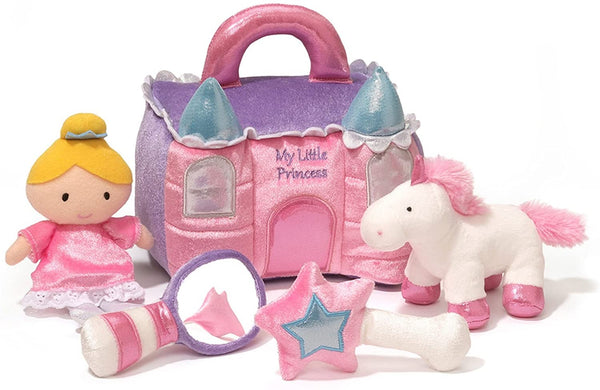 Princess Castle Playset, 8 in