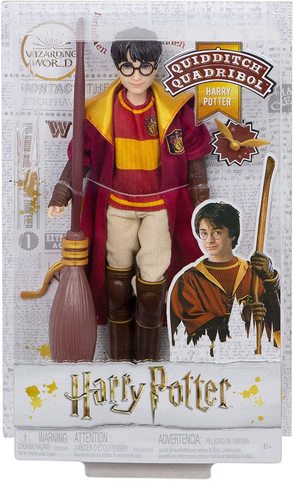 Harry Potter Quidditch Doll: Harry Potter