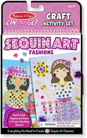 On-the-Go- Sequin Art - FASHION