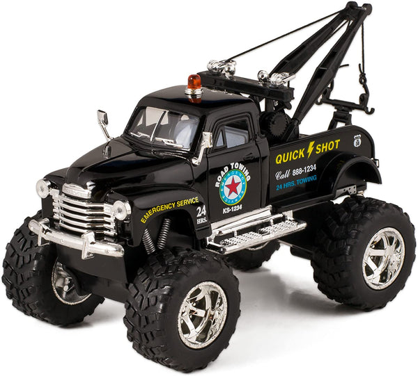 Die Cast: Monster Chevy Tow Truck