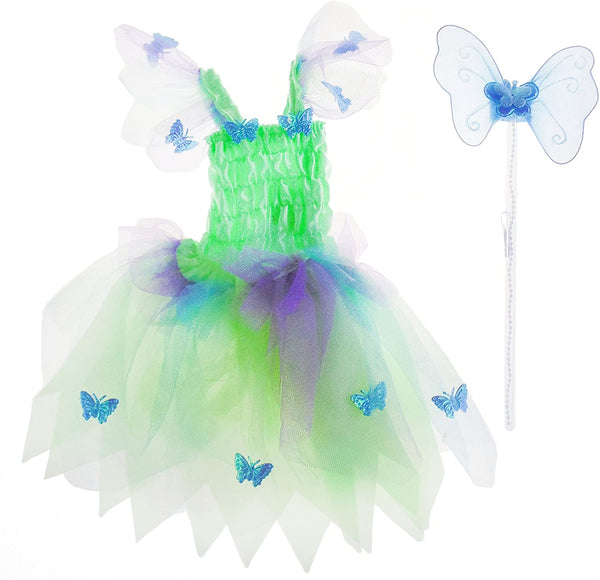 Butterfly Dress & Wings