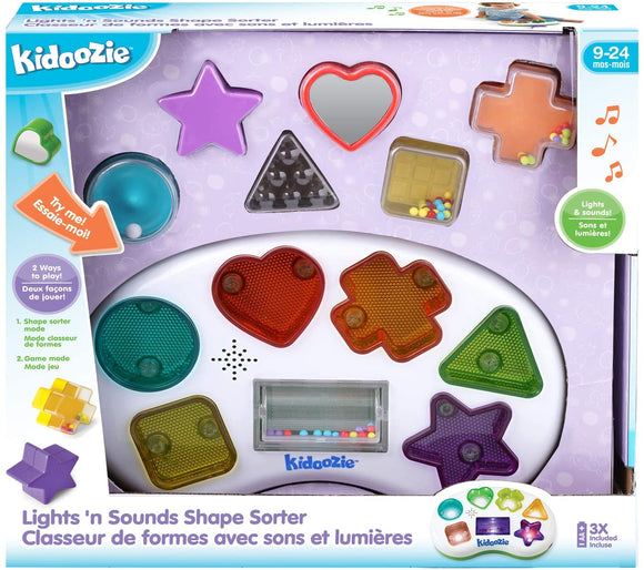 Lights 'n Sounds Shape Sorter